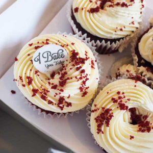 คัพเค้ก เรดเวลเวท cupcake 3
