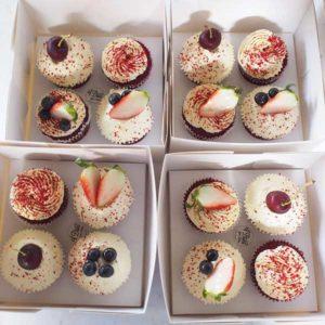 คัพเค้ก วันเกิด cupcake small