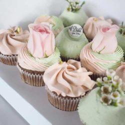 คัพเค้ก cupcake pastel 1