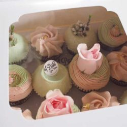 คัพเค้ก cupcake pastel 4