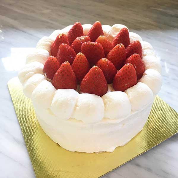 เค้กวันเกิด สตอเบอร์รี่ช็อตเค้ก-Strawberry-Shortcake 1 สินค้า 1