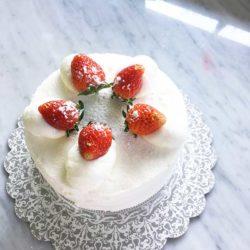 เค้กวันเกิด สตอเบอร์รี่ช็อตเค้ก 2 สินค้า 2