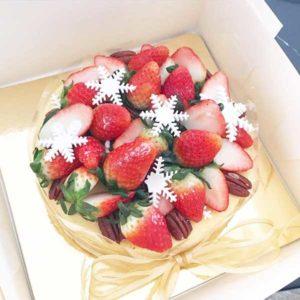 เค้กวันเกิด Classic ชีสเค้ก 4 สินค้า 1